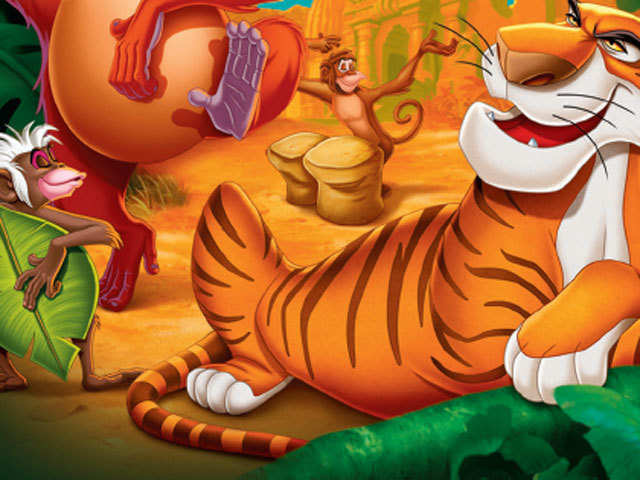 1ee1bec0fb How Rudyard Kipling's Jungle Book stories were for many people the first  introduction to India