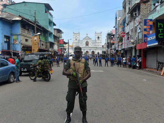 d6b511ff4aa Seventh blast hits Sri Lanka, 2 dead - The Economic Times