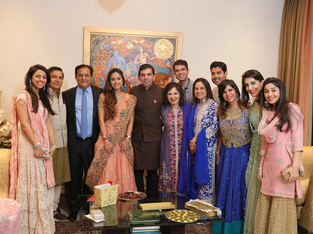 34407843446b Wedding bells! Yes Bank CEO Rana Kapoor's daughter to marry financial  investor Aditya Khanna