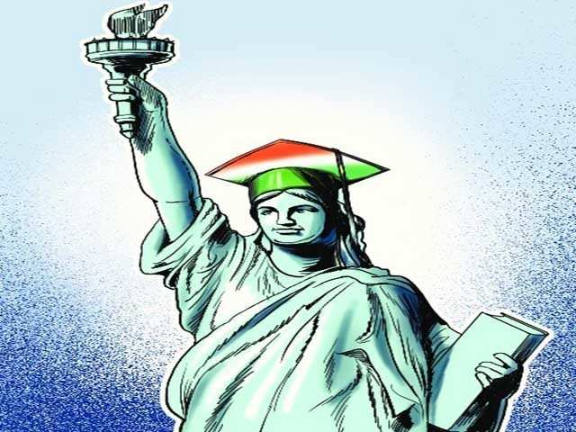 Over 2 lakh Indians studying in American universities: Report - The