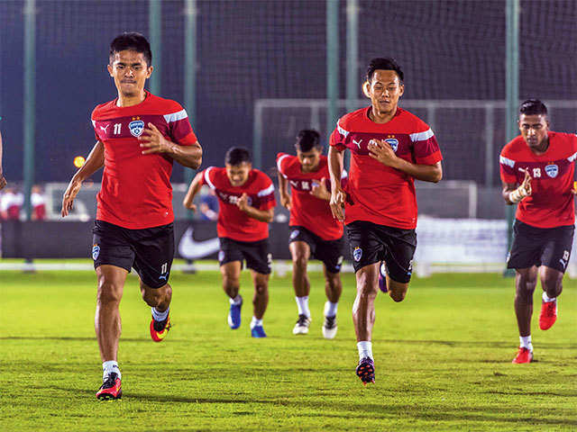 49e00cb21 Bengaluru FC playing Iraq s Air Force Club for the AFC Cup could mean much  for Indian football