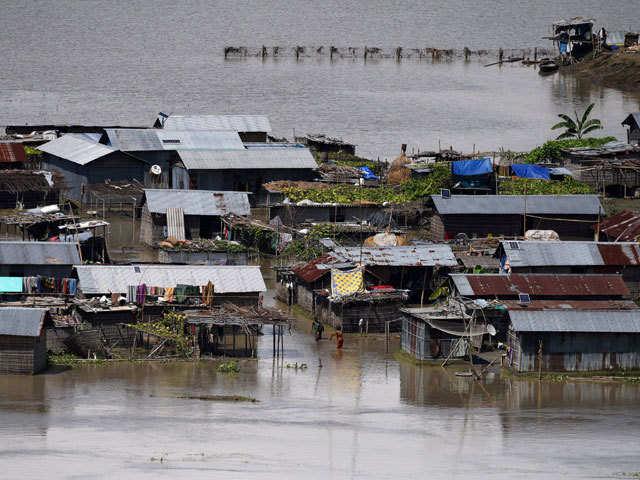 Uma Bharti Bats For Interlinking Of Rivers To Combat Floods