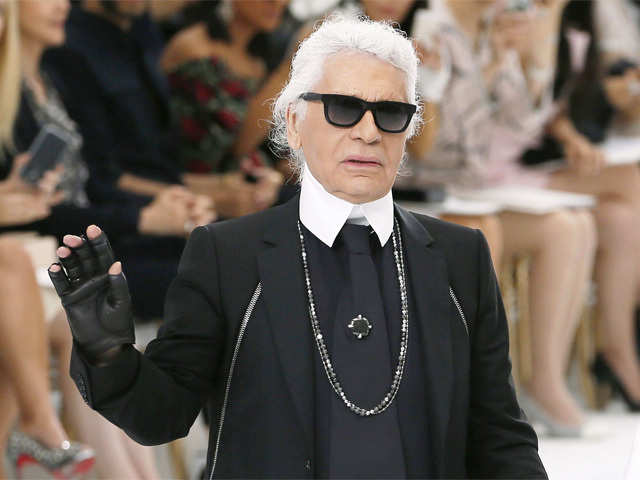 58ce6e9adf The charm of Karl Lagerfeld - The Economic Times
