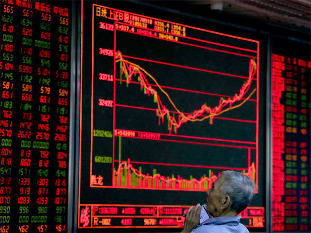 China stock market: China stocks drop to near four-year low