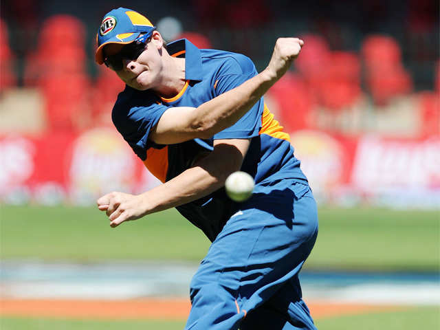 Steve Smith credits IPL for success - The Economic Times