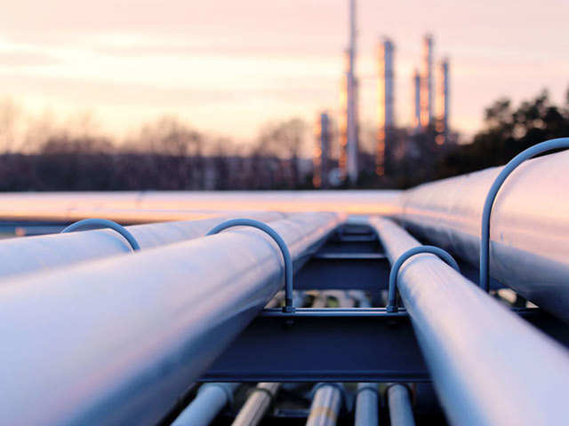 how do natural gas pipelines work