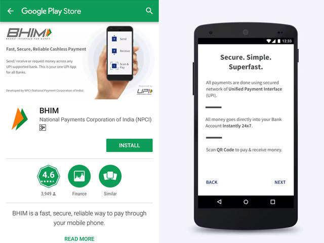download bhim app for windows phone