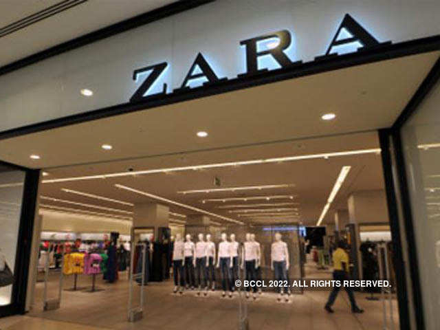 45a02d5f Zara opens biggest store in Mumbai; to launch online store by year-end