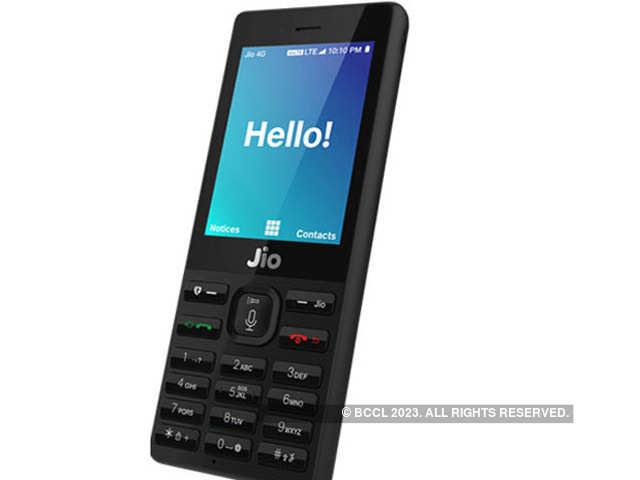 jio handset