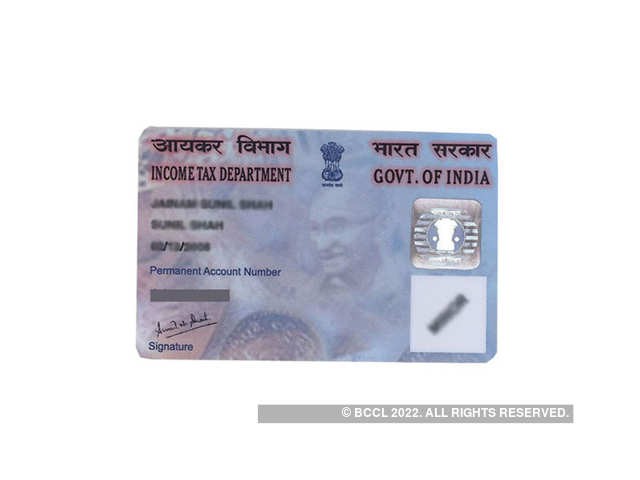 Pan Card Form 49a New Format Pdf