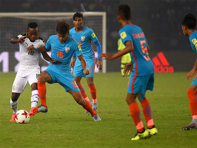 It's a new era in India football after U-17 team faced 4-0 defeat from Ghana