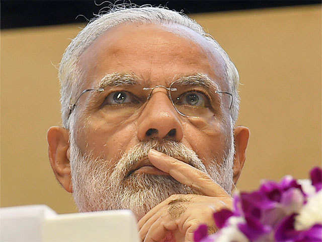 New Delhi Mumbai For Three Years Prime Minister Narendra Modi Had Avoided The One Step That Everybody From Central Bank Officials To Credit Rating