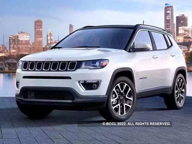 Jeep Compass Fiat Chrysler Recalls 1 200 Units Of Jeep Compass To