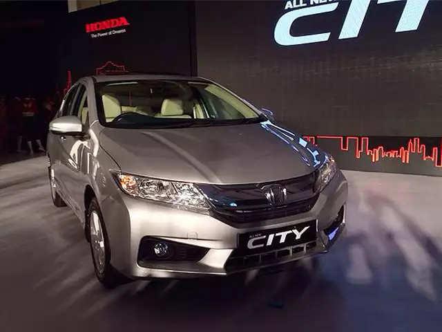 Honda City Honda City Regains Top Spot In The Mid Size Sedan Space
