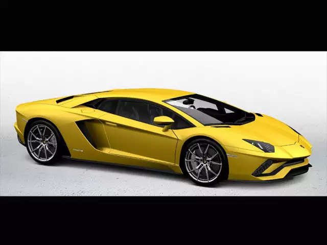 Lamborghini Super Sports Car Sales To Grow By Double Digits