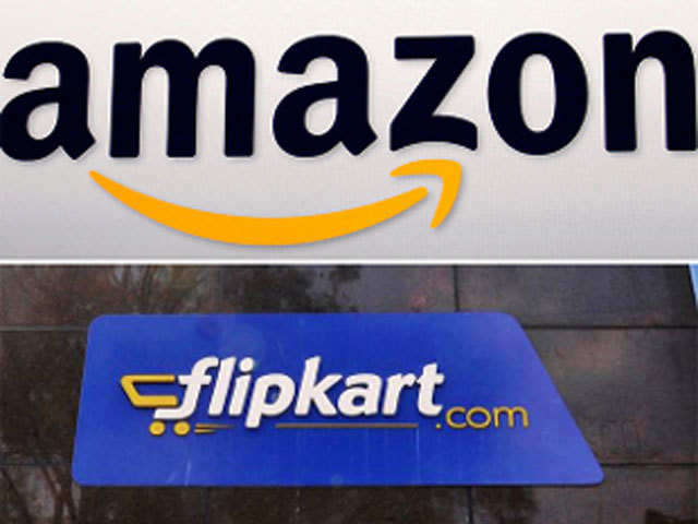 f6f43e1b5e Amazon India, Flipkart fight it out in first sale of 2018 with 80% discounts