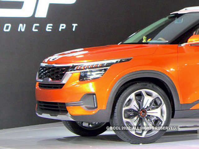 Kia Sp Concept Suv Kia Motors First India Model To Hit Roads By Mid