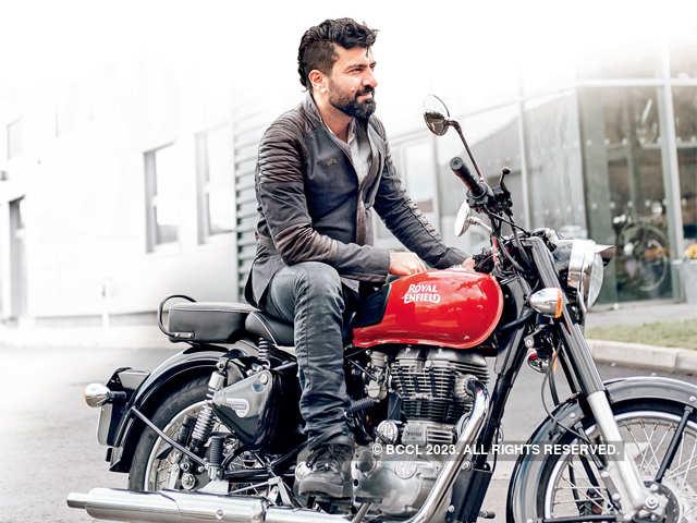 bf8cda713 Siddhartha Lal  How India s motorman is plotting to turn Royal ...