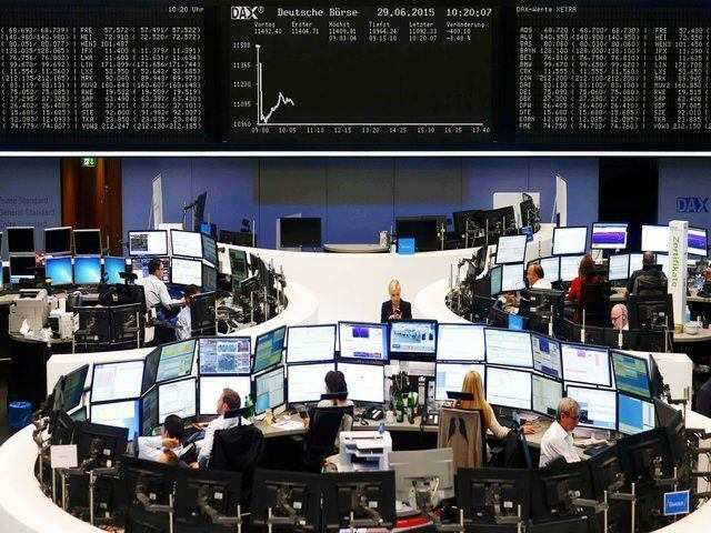 M&A livens up European equity trading as STOXX heads for weekly loss