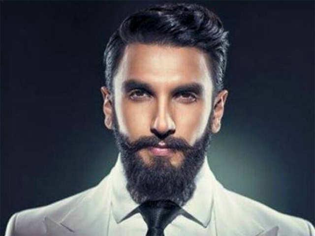 Ranveer Singh hairstyle