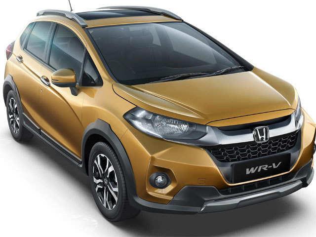 Honda Wr V Sales Honda Wrv Crosses The 50k Milestone In First Year