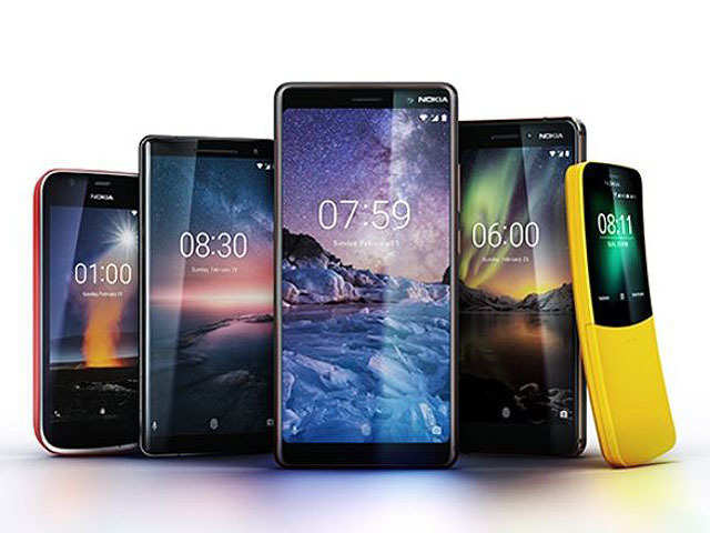 54c5f1eabe7 Nokia  Nokia launches three new smartphones - and an online store ...