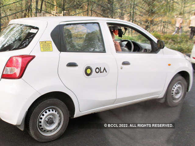 Now Book An Ola From Your Mobikwik App The Economic Times