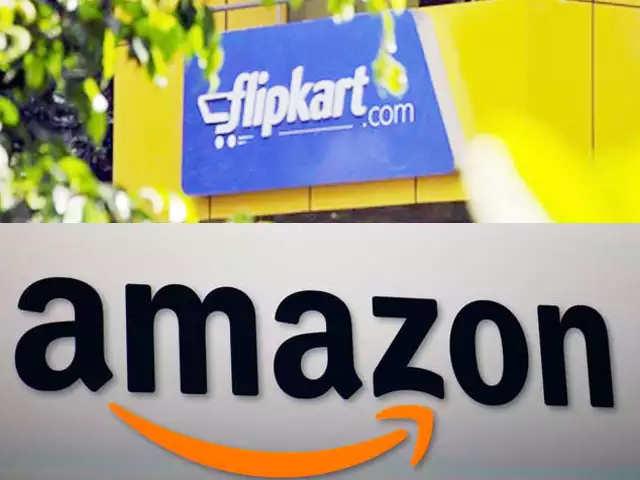 990dc641350 Flipkart-Amazon Sale  Flipkart   Amazon brace up for mid-year mega ...