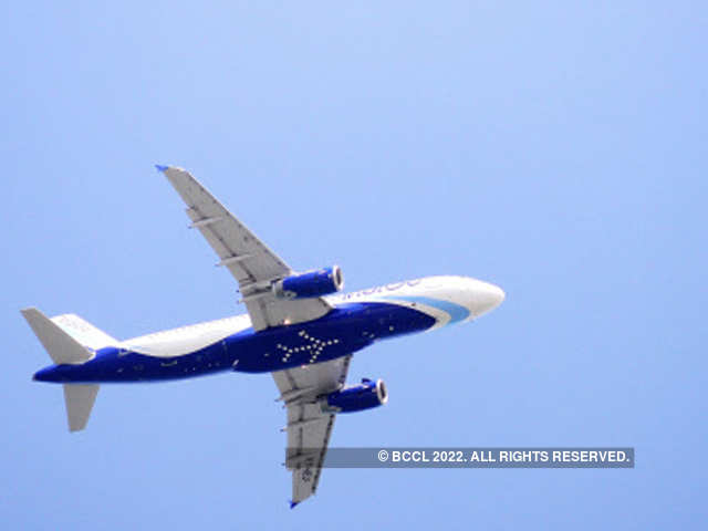 IndiGo: IndiGo firming up international flight plan, to add 24 ...