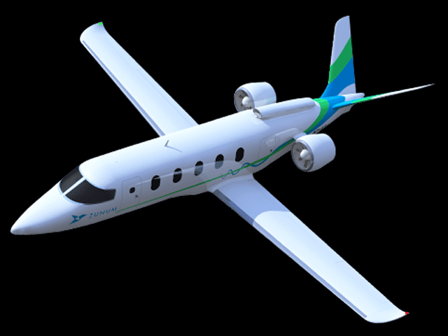Boeing Backed Startup Lands Jetsuite For Electric Plane S Debut