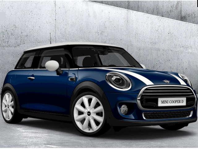 Mini Cooper Bmw Unveils Updated Mini Hatch Convertible In India