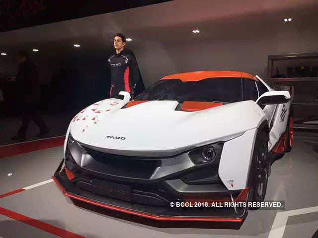 Tata Motors Tata Motors Shelves Sports Car Project Racemo The