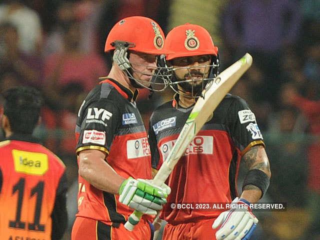 Virat Kohli Bids Emotional Farewell To Brother AB De Villiers