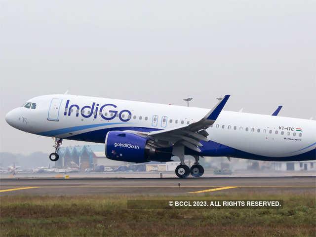 IndiGo: IndiGo announces 20 new flights from July - The Economic Times