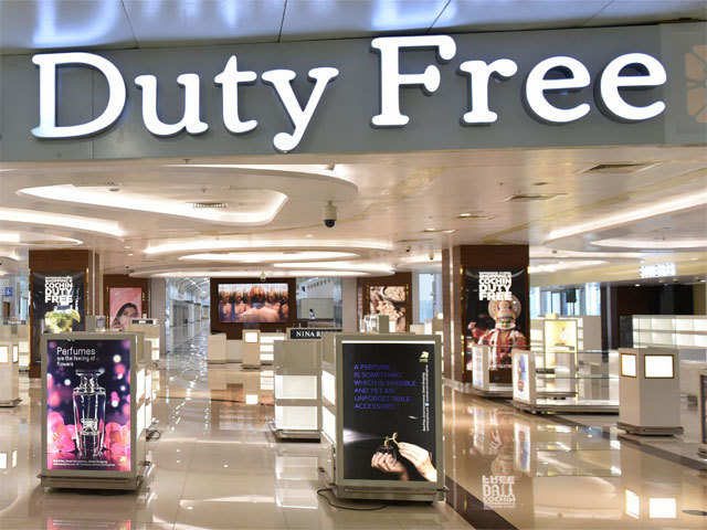 new products 23a1e f7c08 International passengers need not pay GST at airport  duty-free  shops