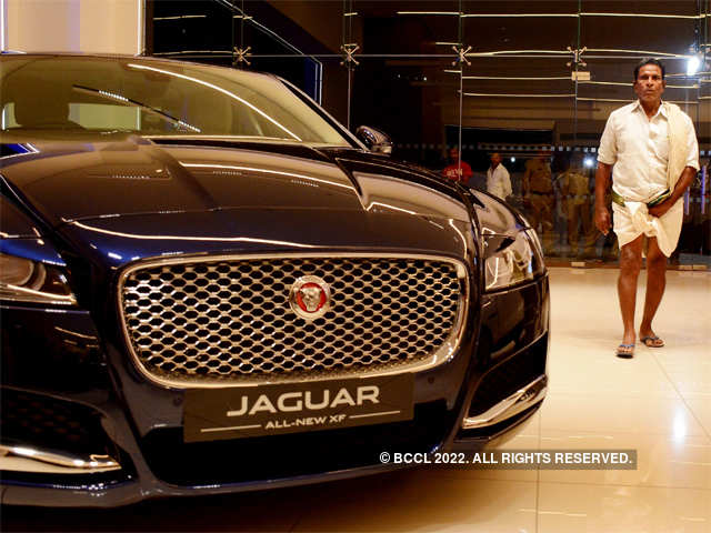 Tata Motors Is Steering Its Luxury Marque Jaguar Towards An Indian Pothole