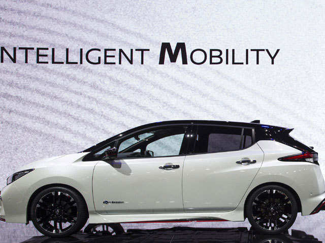 Nissan To Bring Its Electric Car India This Fiscal Year