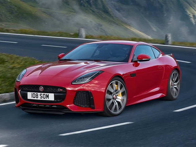 Jlr Jlr Wheels In Jaguar F Type Svr At Starting Price Of Rs 2 65