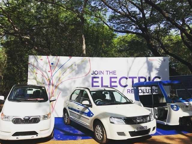 mahindra electric eyes sale of vehicles to fleet operators the