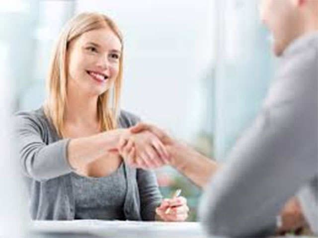what to say at a interview