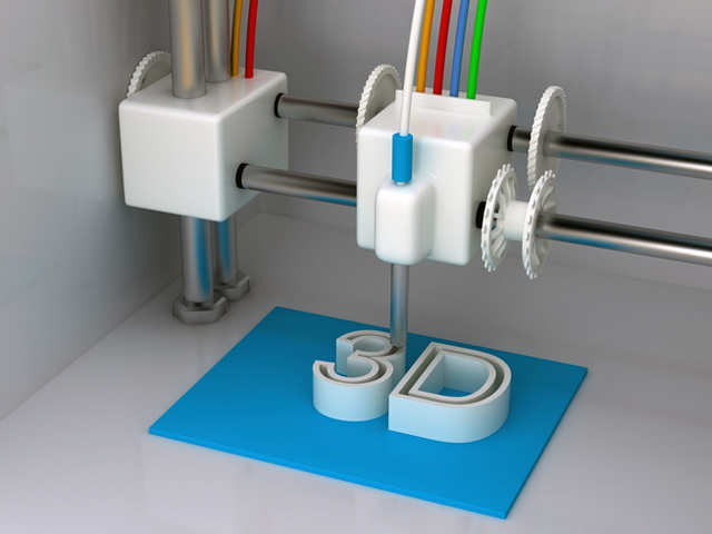 98b7cde4abcd20 3D printing makes slow but steady inroads into industry - The ...