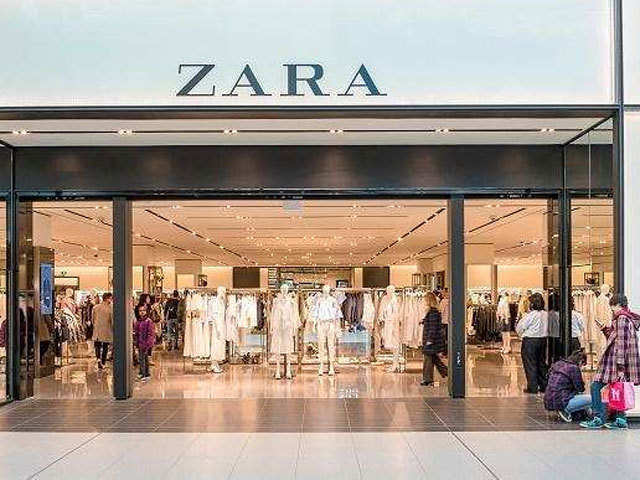 a998f3b2 Zara posts 73% surge in India net for FY18 - The Economic Times