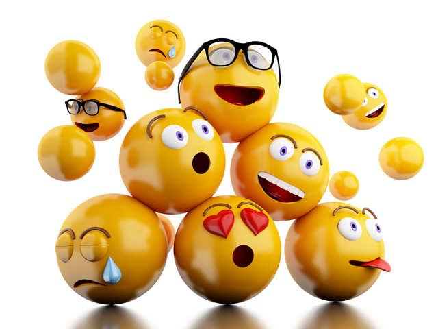 World Emoji Day World Emoji Day Apple Twitter Celebrate Heart