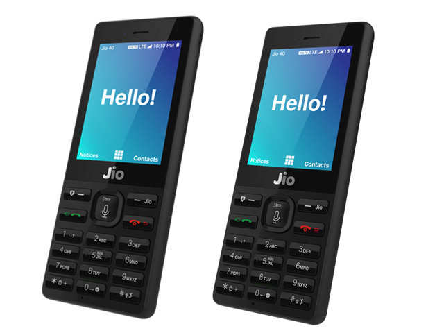 JioPhone Monsoon Hungama offer  You can get new JioPhone for Rs 501 from  today c0ca385e1b6b