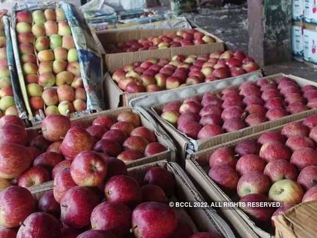 Corporates Look To Procure Apple From Kashmir Growers As Himachal