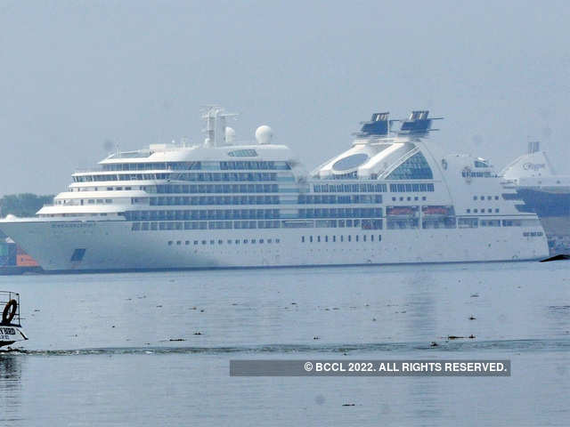 Foreign Cruise Liners Line Up Made For Indians Packages