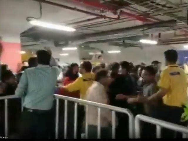 Ikea Hyderabad Store Inauguration Ikea In India Stampede Like