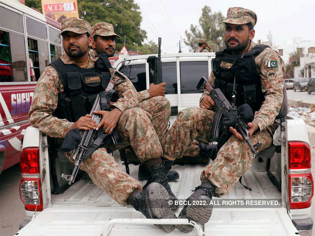 Pakistan Us Stops Funds To Train Pakistani Army Officers The