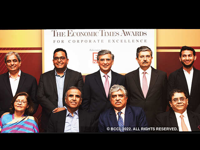 Perseverance & strategy big winners at ET Awards - The Economic Times