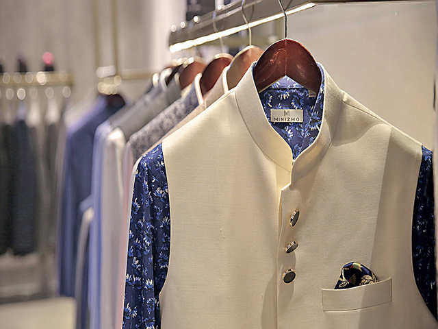 afceee11b Dressing up is a way of life for younger men who are active on social media.